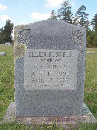 JONES, ELLEN H - Dallas County, Arkansas | ELLEN H JONES - Arkansas Gravestone Photos
