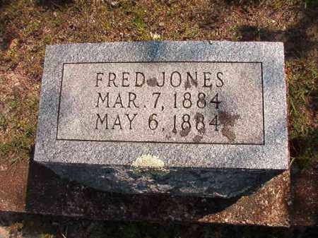 JONES, FRED - Dallas County, Arkansas | FRED JONES - Arkansas Gravestone Photos