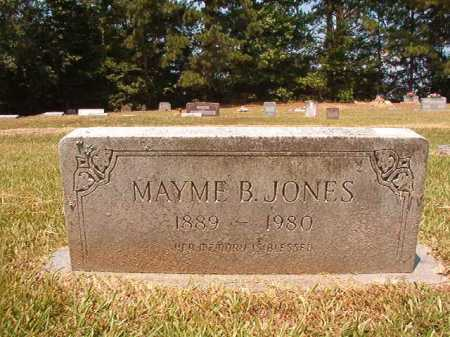 JONES, MAYME B - Dallas County, Arkansas | MAYME B JONES - Arkansas Gravestone Photos