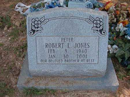 "JONES, ROBERT L ""PETER"" - Dallas County, Arkansas 