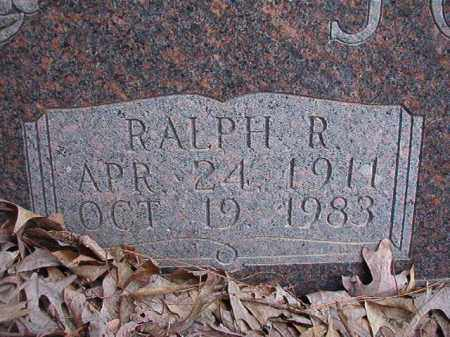 JONES, RALPH R - Dallas County, Arkansas | RALPH R JONES - Arkansas Gravestone Photos