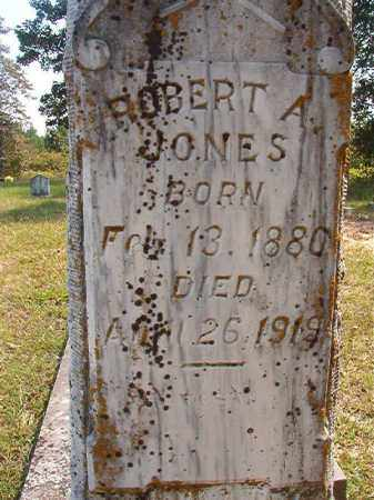 JONES, ROBERT A - Dallas County, Arkansas | ROBERT A JONES - Arkansas Gravestone Photos