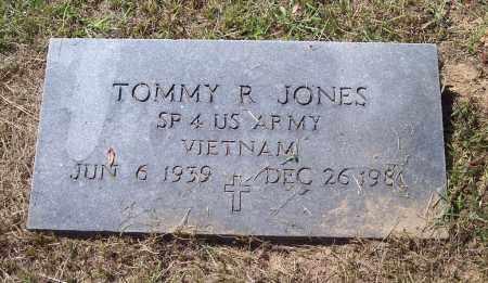 JONES (VETERAN VIET), TOMMY R - Dallas County, Arkansas | TOMMY R JONES (VETERAN VIET) - Arkansas Gravestone Photos