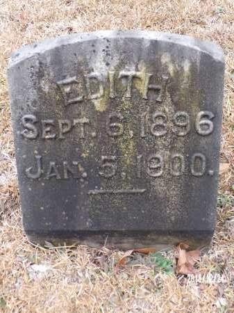 JORDAN, EDITH - Dallas County, Arkansas | EDITH JORDAN - Arkansas Gravestone Photos