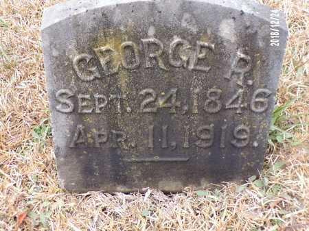 JORDAN, GEORGE R - Dallas County, Arkansas | GEORGE R JORDAN - Arkansas Gravestone Photos