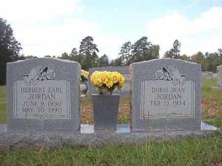 JORDAN, HERBERT EARL - Dallas County, Arkansas | HERBERT EARL JORDAN - Arkansas Gravestone Photos