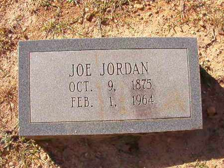 JORDAN, JOE - Dallas County, Arkansas | JOE JORDAN - Arkansas Gravestone Photos