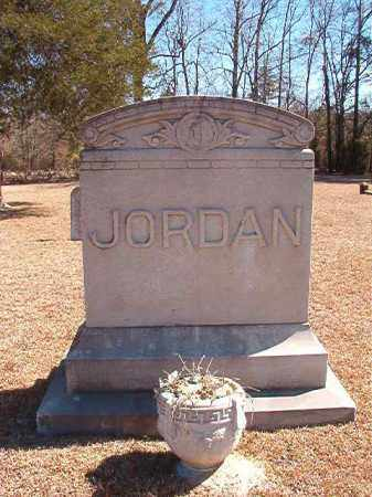 JORDAN, MEMORIAL - Dallas County, Arkansas | MEMORIAL JORDAN - Arkansas Gravestone Photos
