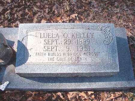 KELLEY, LUELA O - Dallas County, Arkansas | LUELA O KELLEY - Arkansas Gravestone Photos