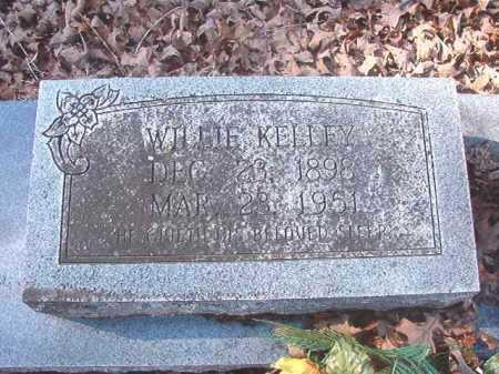 KELLEY, WILLIE - Dallas County, Arkansas   WILLIE KELLEY - Arkansas Gravestone Photos
