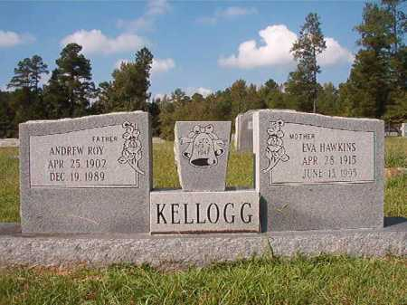KELLOGG, ANDREW ROY - Dallas County, Arkansas | ANDREW ROY KELLOGG - Arkansas Gravestone Photos