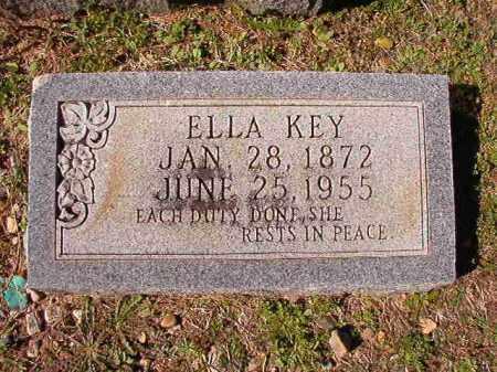 KEY, ELLA - Dallas County, Arkansas | ELLA KEY - Arkansas Gravestone Photos