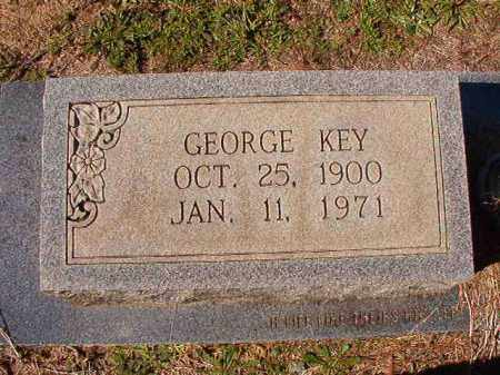 KEY, GEORGE - Dallas County, Arkansas | GEORGE KEY - Arkansas Gravestone Photos