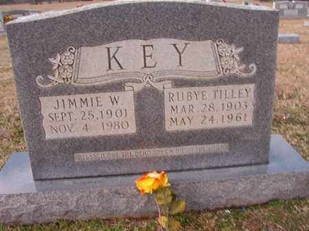 KEY, JIMMIE W - Dallas County, Arkansas | JIMMIE W KEY - Arkansas Gravestone Photos