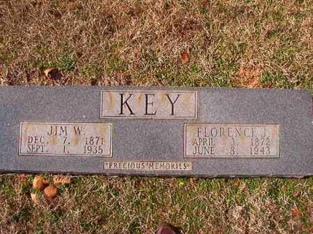 KEY, JIM W - Dallas County, Arkansas | JIM W KEY - Arkansas Gravestone Photos