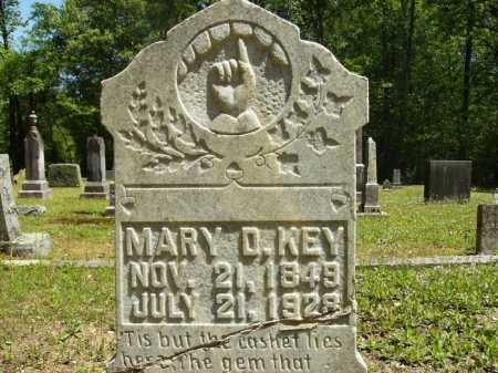 KEY, MARY D - Dallas County, Arkansas | MARY D KEY - Arkansas Gravestone Photos