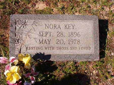 KEY, NORA - Dallas County, Arkansas | NORA KEY - Arkansas Gravestone Photos