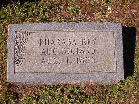 KEY, PHARABA - Dallas County, Arkansas | PHARABA KEY - Arkansas Gravestone Photos
