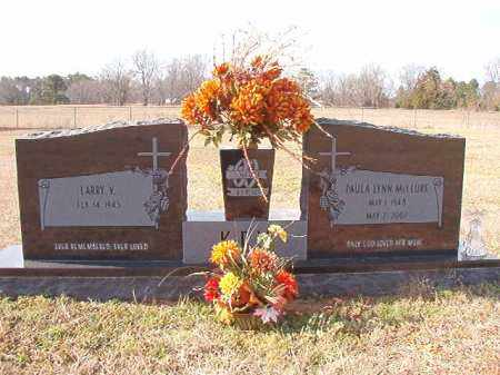 MCCLURE KEY, PAULA LYNN - Dallas County, Arkansas | PAULA LYNN MCCLURE KEY - Arkansas Gravestone Photos