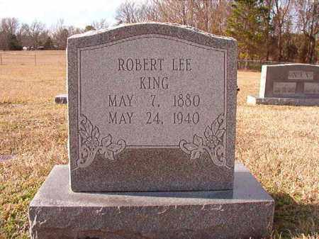 KING, ROBERT LEE - Dallas County, Arkansas | ROBERT LEE KING - Arkansas Gravestone Photos