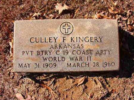 KINGERY, CULLEY F - Dallas County, Arkansas | CULLEY F KINGERY - Arkansas Gravestone Photos