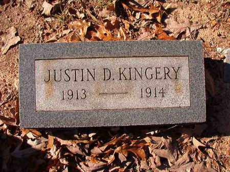 KINGERY, JUSTIN D - Dallas County, Arkansas | JUSTIN D KINGERY - Arkansas Gravestone Photos