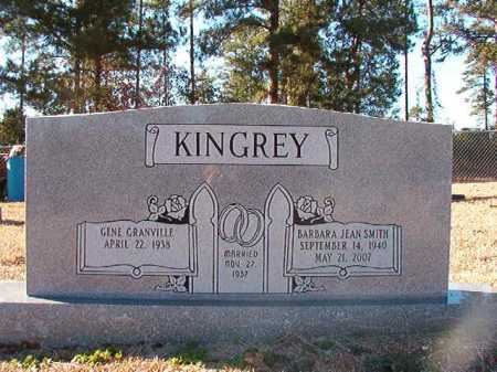 KINGREY, BARBARA JEAN - Dallas County, Arkansas | BARBARA JEAN KINGREY - Arkansas Gravestone Photos