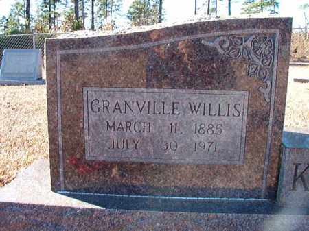 KINGREY, GRANVILLE WILLIS - Dallas County, Arkansas | GRANVILLE WILLIS KINGREY - Arkansas Gravestone Photos