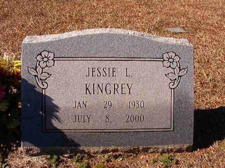 KINGREY, JESSIE L - Dallas County, Arkansas | JESSIE L KINGREY - Arkansas Gravestone Photos