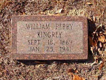 KINGREY, WILLIAM PERRY - Dallas County, Arkansas | WILLIAM PERRY KINGREY - Arkansas Gravestone Photos