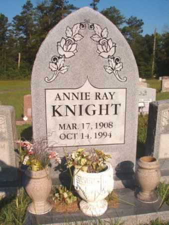 KNIGHT, ANNIE RAY - Dallas County, Arkansas | ANNIE RAY KNIGHT - Arkansas Gravestone Photos