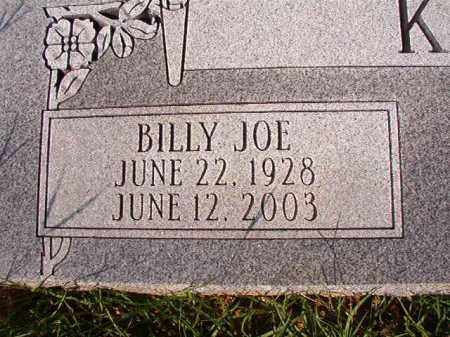 KNIGHT, BILLY JOE - Dallas County, Arkansas | BILLY JOE KNIGHT - Arkansas Gravestone Photos