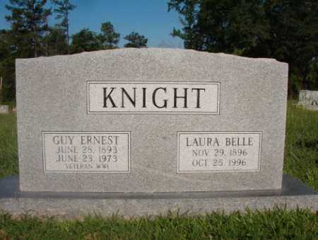 KNIGHT, GUY ERNEST - Dallas County, Arkansas | GUY ERNEST KNIGHT - Arkansas Gravestone Photos