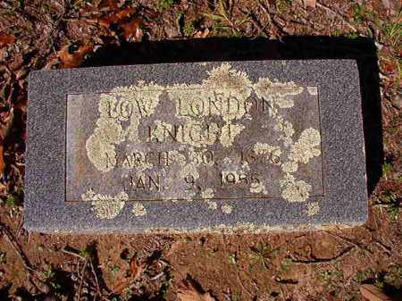 KNIGHT, LOW LONDON - Dallas County, Arkansas | LOW LONDON KNIGHT - Arkansas Gravestone Photos