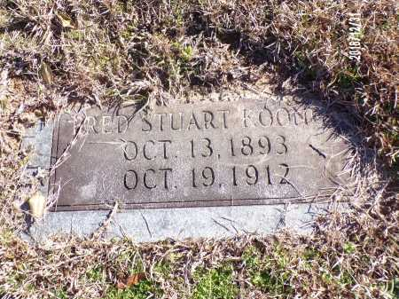 KOONCE, FRED STUART - Dallas County, Arkansas | FRED STUART KOONCE - Arkansas Gravestone Photos