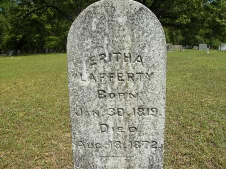 LAFFERTY, ERITHA - Dallas County, Arkansas | ERITHA LAFFERTY - Arkansas Gravestone Photos