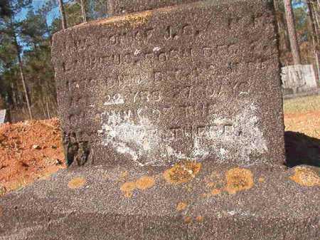 LANEUS, J W - Dallas County, Arkansas | J W LANEUS - Arkansas Gravestone Photos