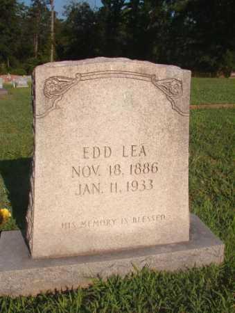 LEA, EDD - Dallas County, Arkansas | EDD LEA - Arkansas Gravestone Photos