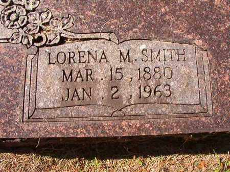 SMITH LEA, LORENA M - Dallas County, Arkansas | LORENA M SMITH LEA - Arkansas Gravestone Photos