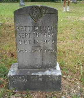 LEALI, BETTIE - Dallas County, Arkansas | BETTIE LEALI - Arkansas Gravestone Photos