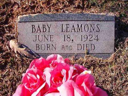 LEAMONS, BABY - Dallas County, Arkansas | BABY LEAMONS - Arkansas Gravestone Photos