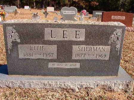 LEE, EFFIE - Dallas County, Arkansas | EFFIE LEE - Arkansas Gravestone Photos
