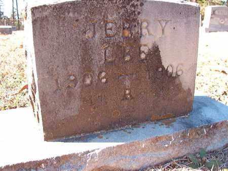 LEE, JERRY - Dallas County, Arkansas | JERRY LEE - Arkansas Gravestone Photos