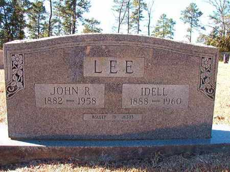 LEE, JOHN R - Dallas County, Arkansas | JOHN R LEE - Arkansas Gravestone Photos