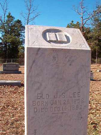 LEE, J S - Dallas County, Arkansas | J S LEE - Arkansas Gravestone Photos