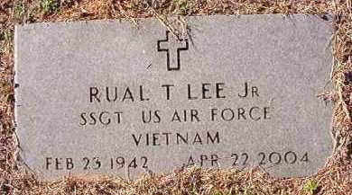 LEE, JR (VETERAN VIET), RUAL T - Dallas County, Arkansas | RUAL T LEE, JR (VETERAN VIET) - Arkansas Gravestone Photos