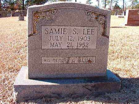 LEE, SAMIE S - Dallas County, Arkansas | SAMIE S LEE - Arkansas Gravestone Photos