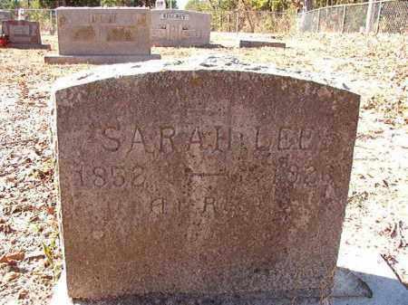LEE, SARAH - Dallas County, Arkansas | SARAH LEE - Arkansas Gravestone Photos
