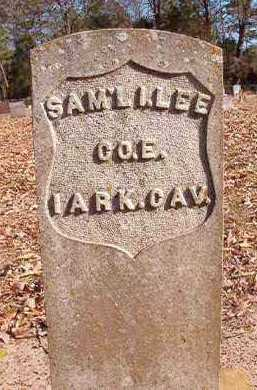 LEE (VETERAN UNION), SAMUEL I - Dallas County, Arkansas | SAMUEL I LEE (VETERAN UNION) - Arkansas Gravestone Photos