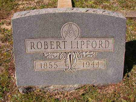 LIPFORD, ROBERT - Dallas County, Arkansas | ROBERT LIPFORD - Arkansas Gravestone Photos